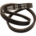 TORO Drivrem 524, 824,826,1132 26-9670 - 2