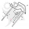 STIGA Kopplingsvajer Combi 48 S, Combi 53 S, Multimower 381030051/0 - 1