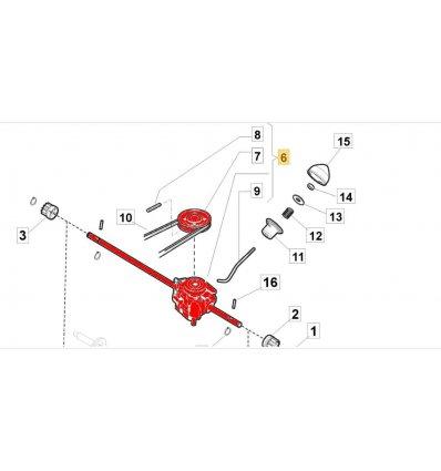 STIGA Transmission Combi 48S 181003092/0 - 1
