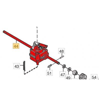 STIGA Transmission kpl Turbo 48, Turbo 554S 181003086/0 - 1