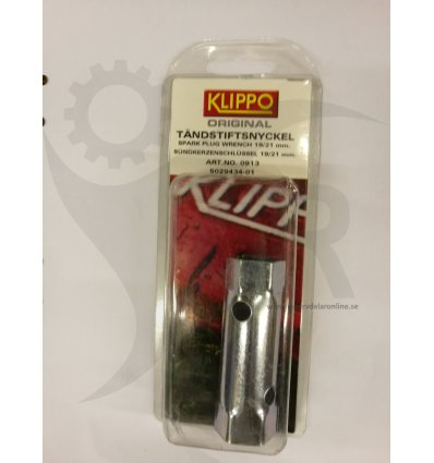 Tändstiftsnyckel 19/21mm (Klippo-förp), 5029434-01 - 1