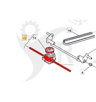 STIGA Transmission Multiclip 53 181003110/0 - 1