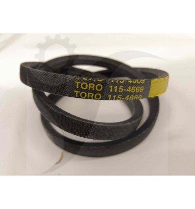 TORO Drivrem AD55 Recycler 115-4669 - 1