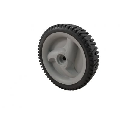Framhjul 200mm, Jonsered, Husqvarna, Partner, McCulloch, 5837195-01 - 1
