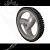 Bakhjul grått 30cm, Jonsered, Partner, McCulloch, 5324327-47 - 4